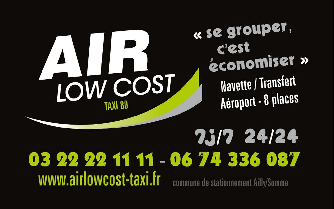 amiens roissy a prix imbattable c 39 est air low cost taxi 80. Black Bedroom Furniture Sets. Home Design Ideas